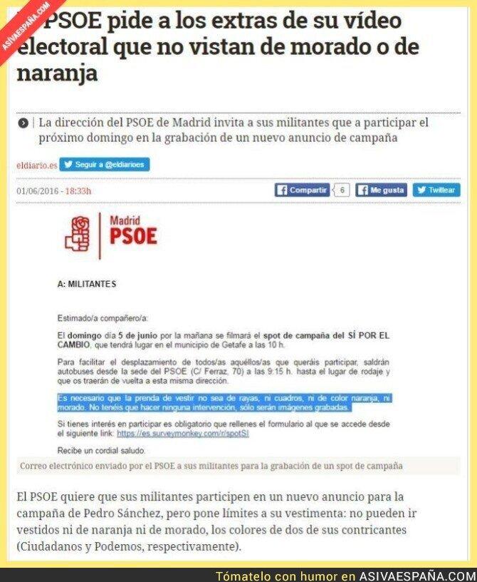 43843 - ¿Preocupación en el PSOE?? No, que va....