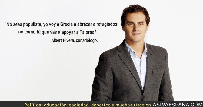 Así Va España La Frase De Albert Rivera Es Para Analizar