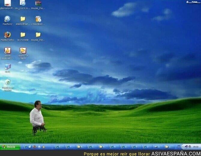 45977 - ¡La nueva actualización de Windows!