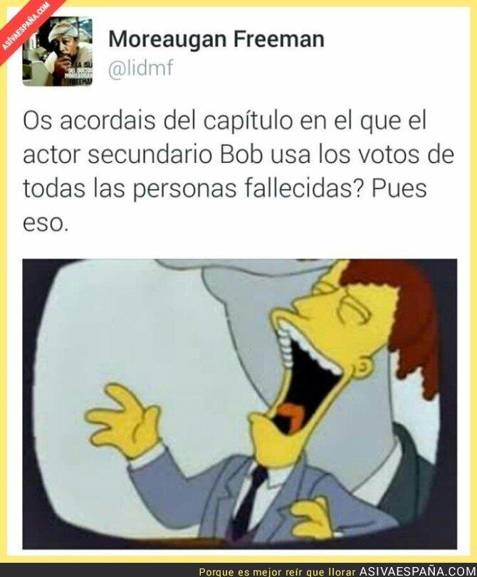 47970 - Todo lo que pasa en Los Simpsons se cumple