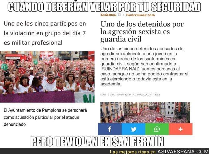 48800 - Ser mujer e ir a San Fermín es una misión de alto riesgo