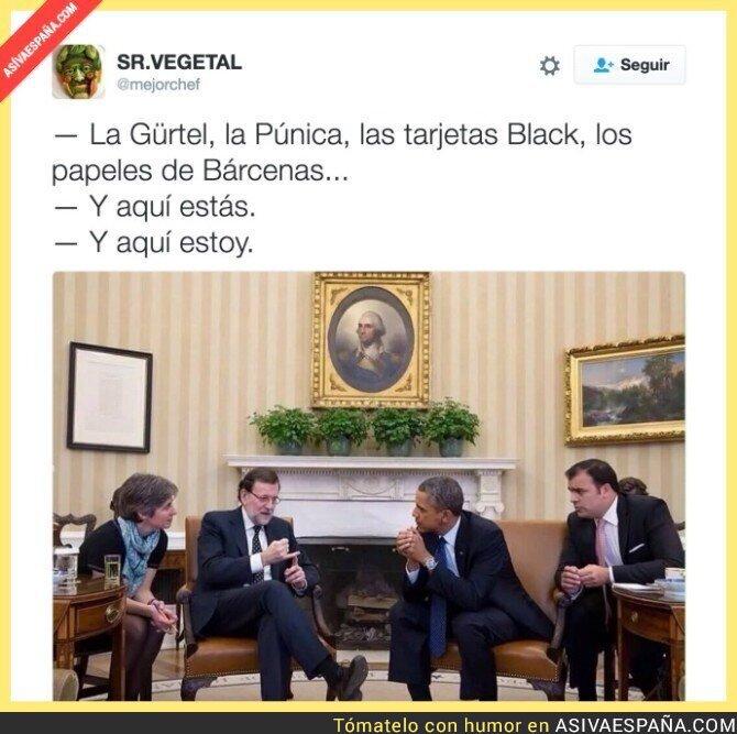 48872 - Rajoy haciendo un repaso de la actualidad política