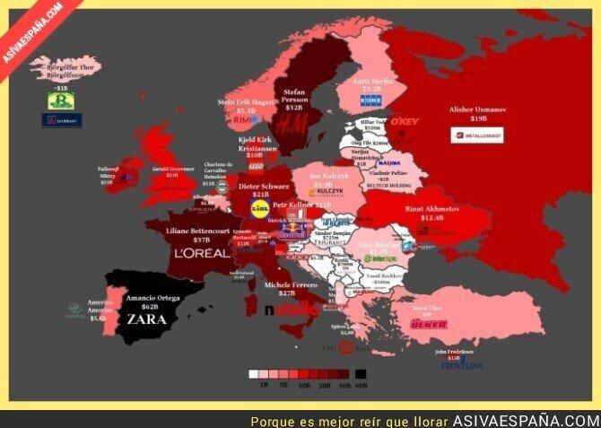 49184 - Amancio Ortega, el hombre más rico de Europa