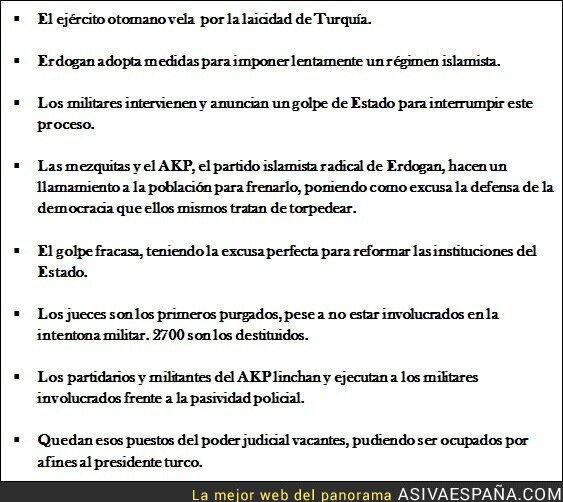 49187 - Resumen del golpe de estado en Turquía