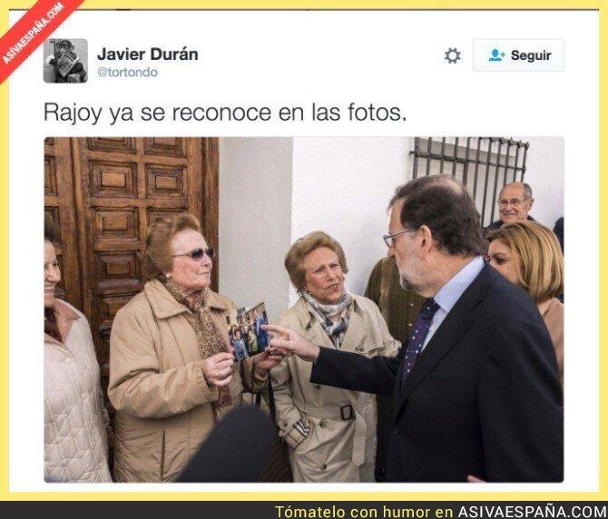49472 - Mariano Rajoy ya va avanzando