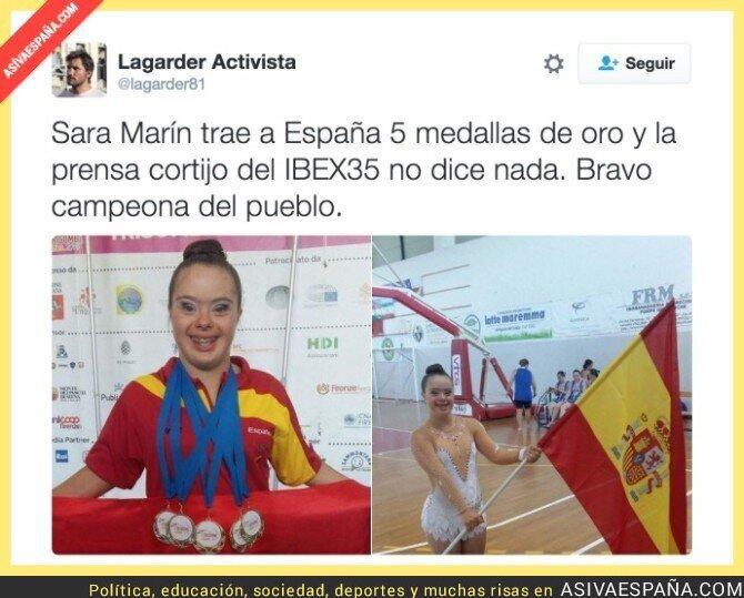 50130 - España tiene una GRAN campeona