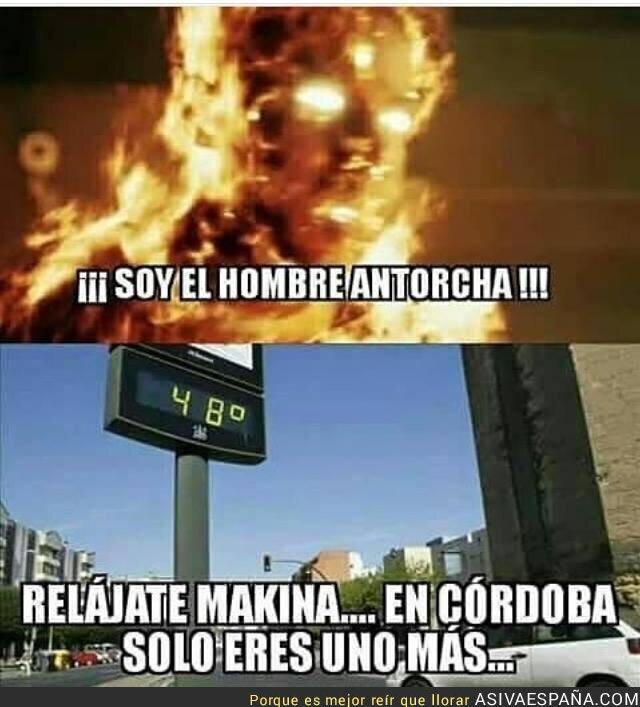 50143 - El calor insoportable en algunos sitios de España