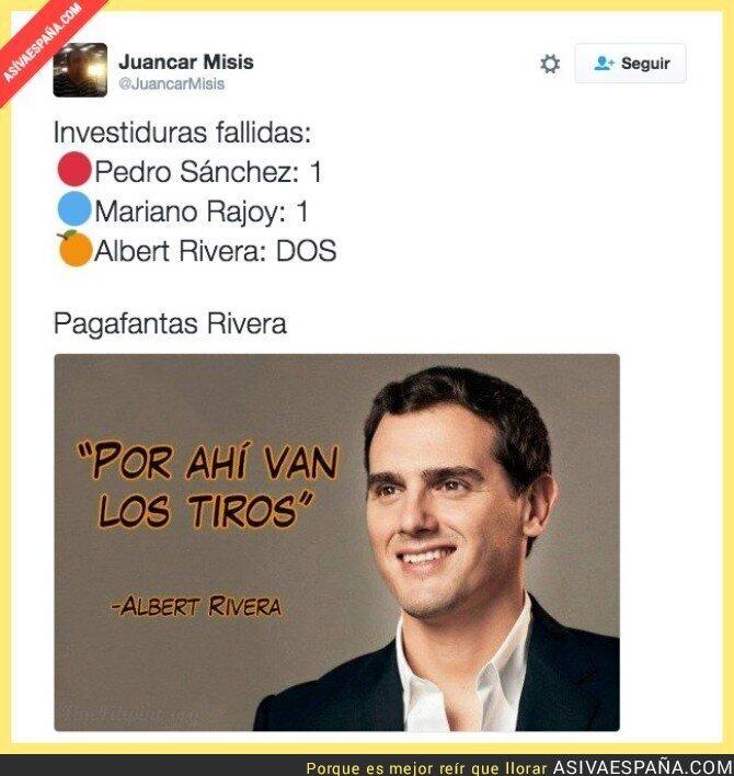 52546 - Alberto Carlos Rivera no consigue lo que se propone
