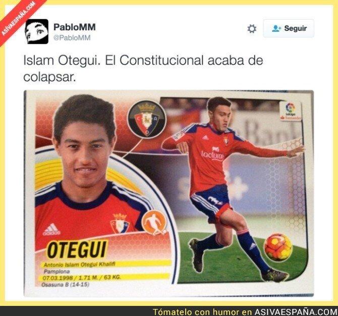 52598 - Hay un jugador de Osasuna que es una provocación