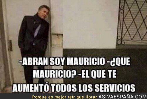52726 - ¿Por qué de él no se habla en España? ¿Argentina es menos importante que Venezuela?