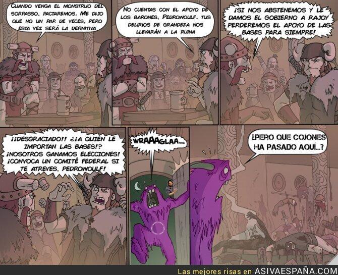54695 - La catarsis de Pedrowulf