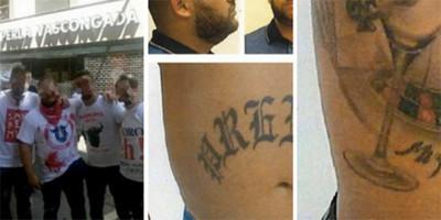 55509 - Se filtra la ficha policial de los violadores de los Sanfermines fotos incluidas