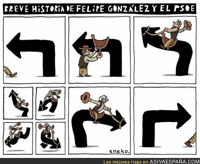 56540 - El PSOE con Felipe González