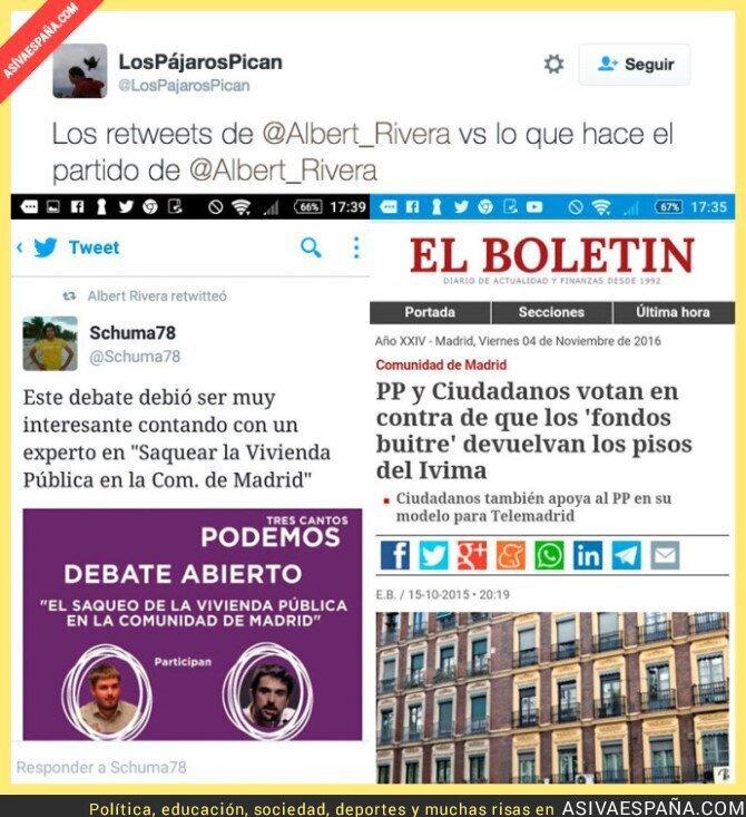 56716 - Albert Rivera se sigue riendo de la gente
