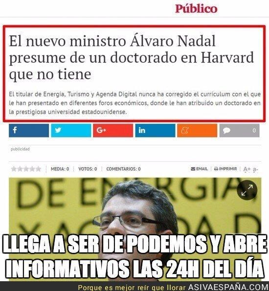 56811 - BAIA BAIA con el nuevo ministro Álvaro Nadal