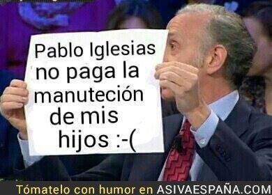 58489 - Pablo Iglesias es culpable de todo