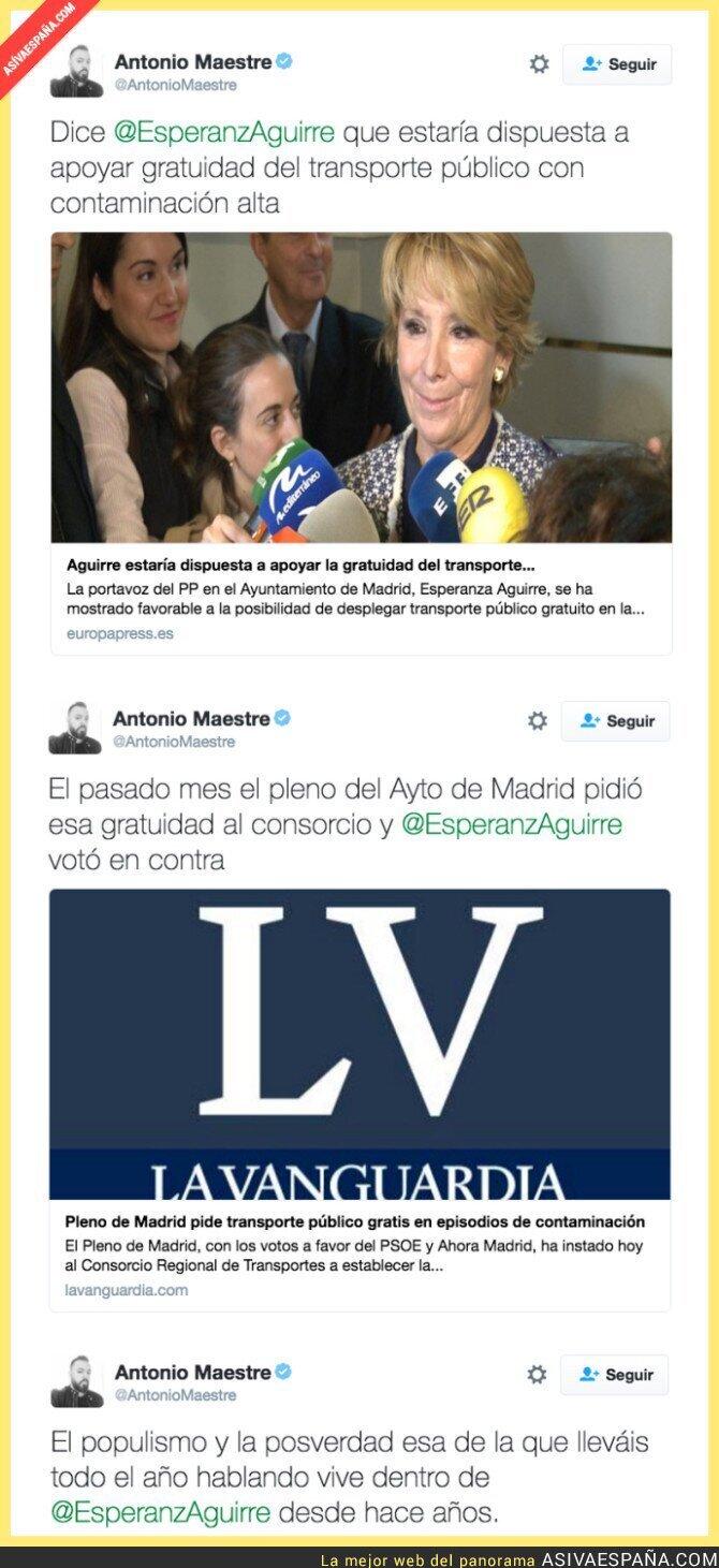 59803 - El populismo de Esperanza Aguirre