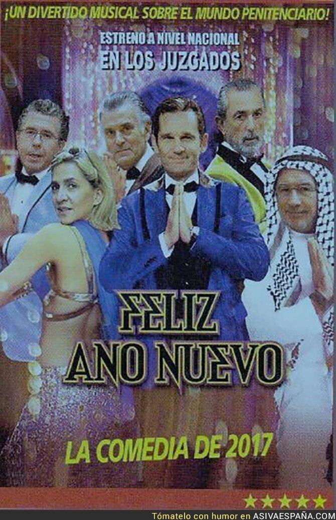 59854 - El musical por fin en España