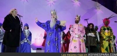 60144 - Esto es lo que cobrará Manuela Carmena por asientos VIP en la Cabalgata de Reyes