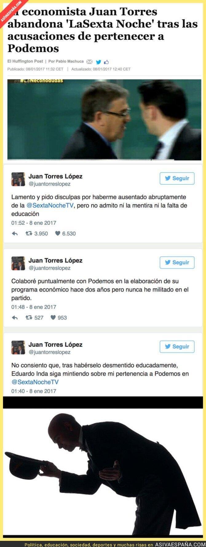 60451 - Debería existir más gente como Juan Torres