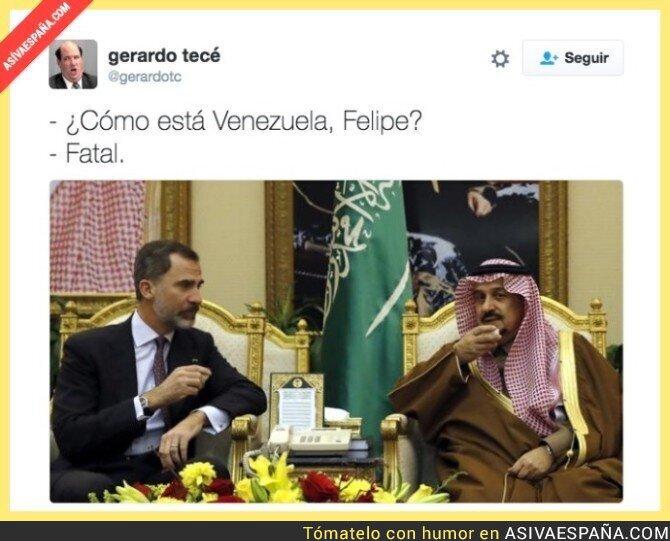 60864 - Tratando temas importantes en la democrática Arabia Saudí