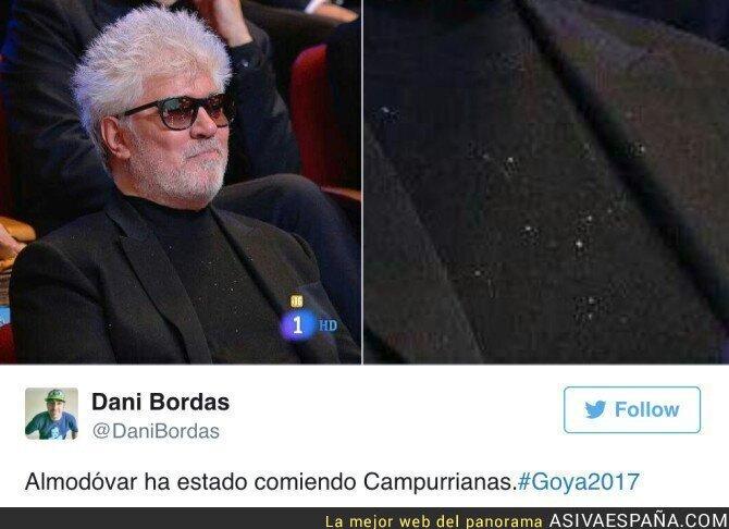 62184 - Los mejores tuits de Los Goya 2017