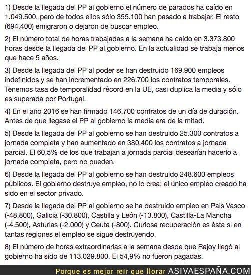 62195 - Los datos del paro en España que no te cuentan los medios