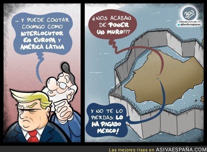 62458 - México pagará hasta a España