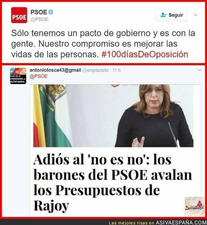 62507 - El PSOE sigue traicionando a la izquierda