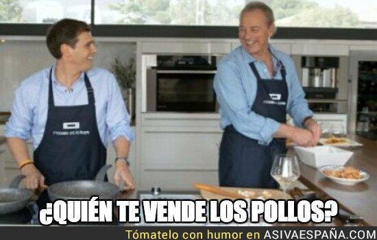 63890 - Humor en la cocina