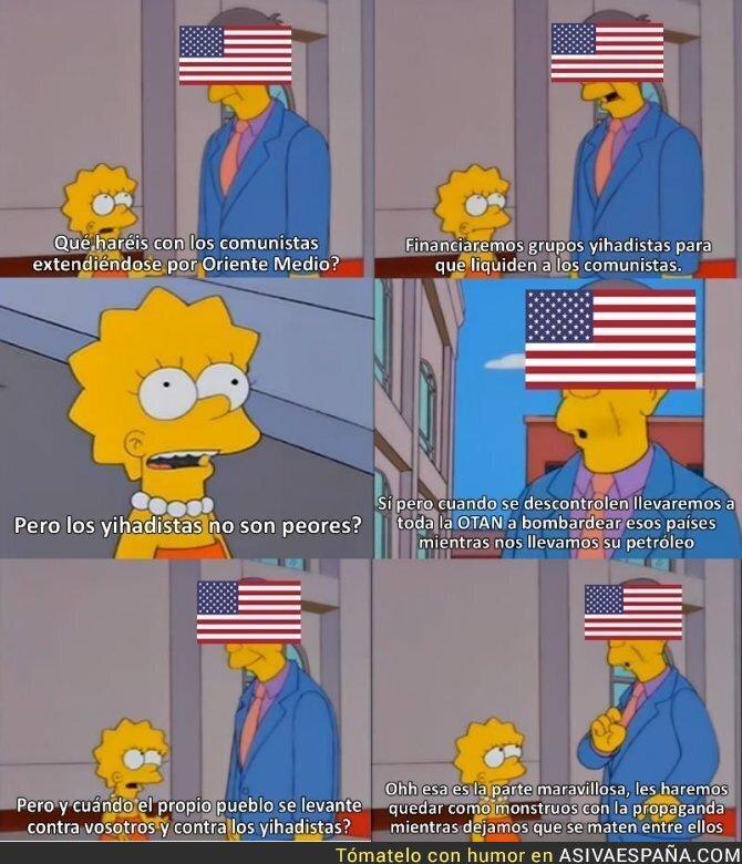 64118 - El plan de Estados Unidos contra los comunistas