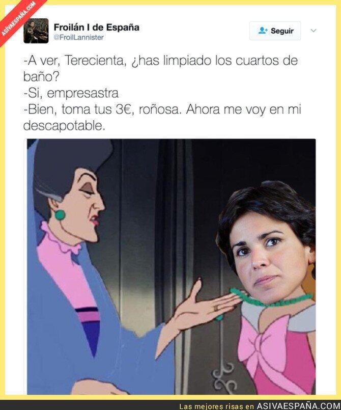 64380 - La jefa de Teresa Rodríguez