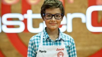 64596 - El increíble cambio físico de Mario, ganador de 'MasterChef Junior 1' reaparece hecho un hombr