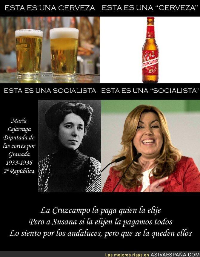 64634 - Si Susana Díaz gana el PSOE está oficialmente muerto