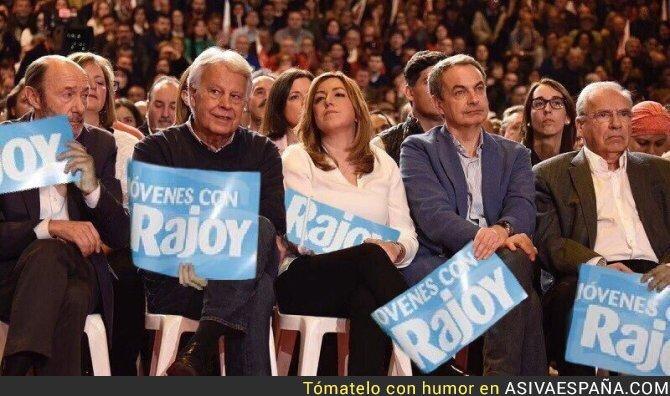 65309 - Las juventudes del PP todos apoyando a su candidato