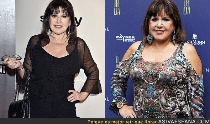 65396 - FOTO: El increíble cambio físico de Loles León