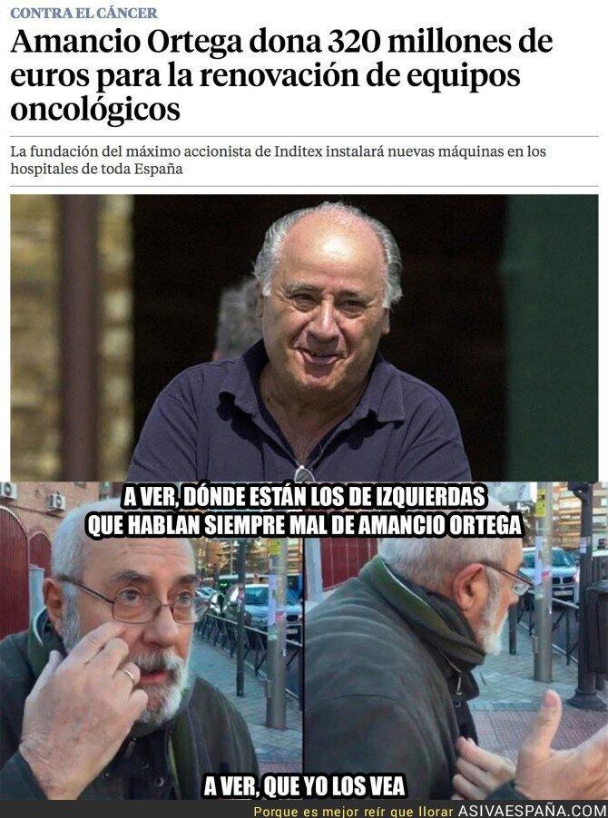 65399 - La gran solidaridad de Amancio Ortega