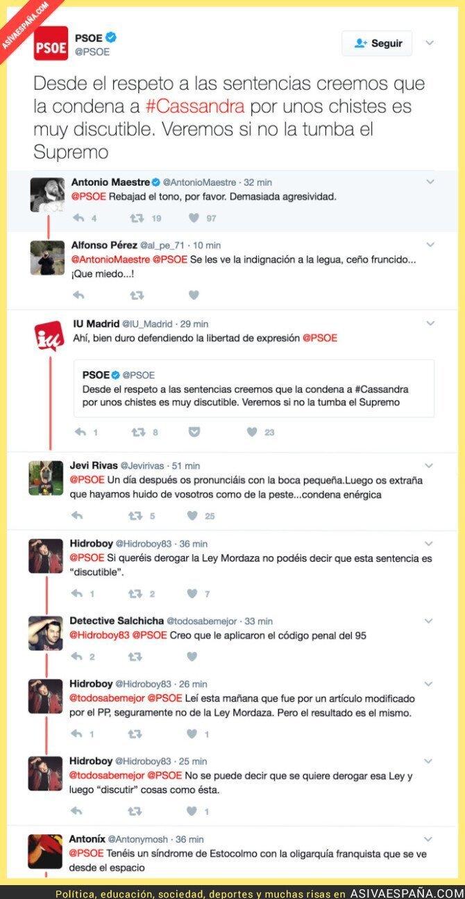 65475 - El PSOE