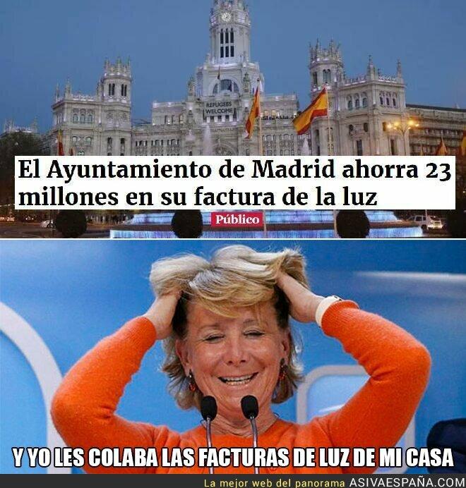 66206 - El Ayuntamiento de Madrid ahorra hasta luz con Carmena