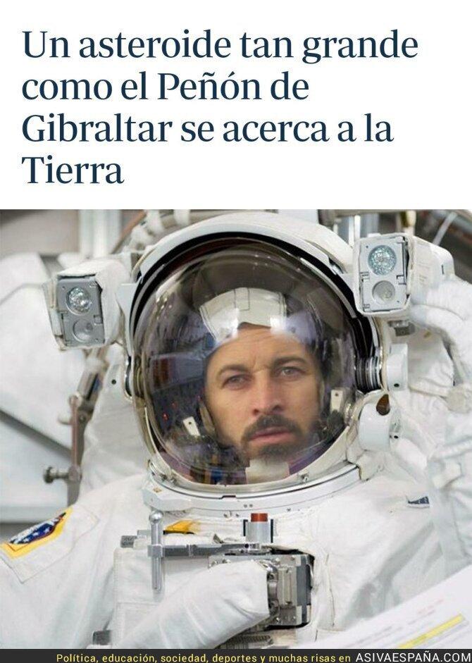 66574 - ¡UN ASTEROIDE DE ESTE TAMAÑO SE ACERCA A LA TIERRA!