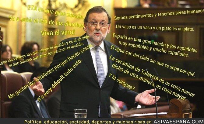 66583 - Las posibles respuestas de Rajoy ante el juez