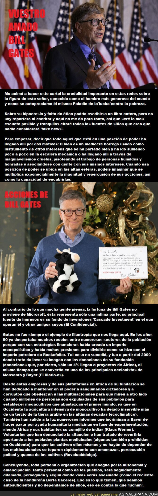66731 - Vuestro amado Bill Gates
