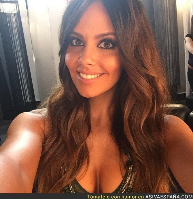 67047 - La foto más ¿terrible? de Cristina Pedroche sin maquillaje y sin peinarse arrasa en Instagram