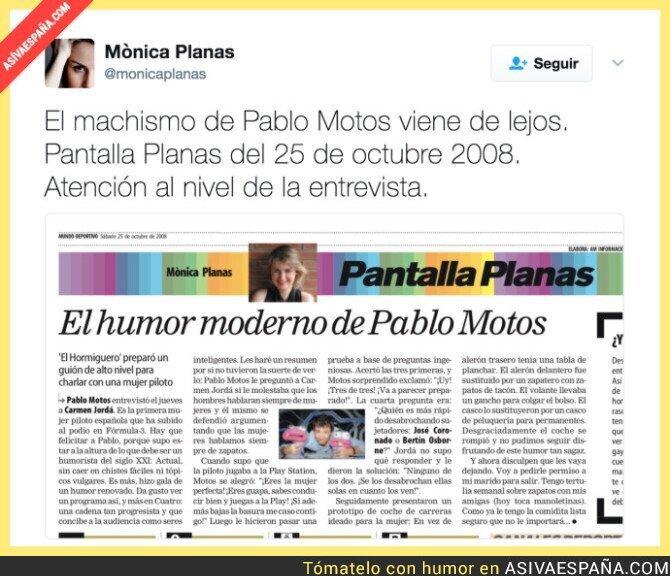 67136 - El machismo de Pablo Motos