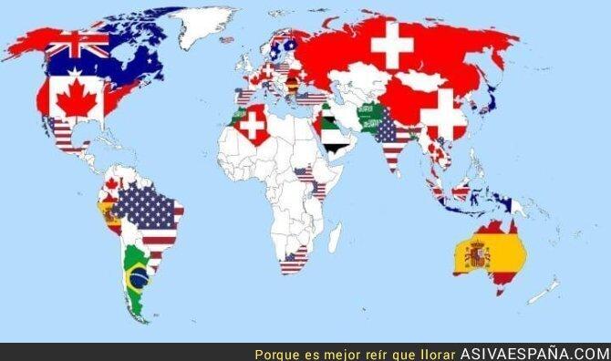 67636 - Si pudiera vivir en otro país que no fuera el suyo, ¿dónde sería?