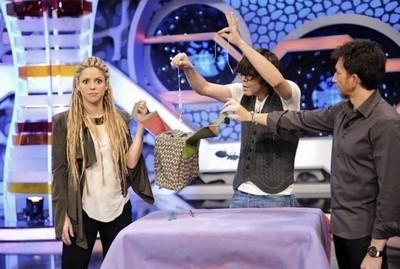 67703 - Shakira no quiere volver ni de coña a 'El Hormiguero' y este es el motivo
