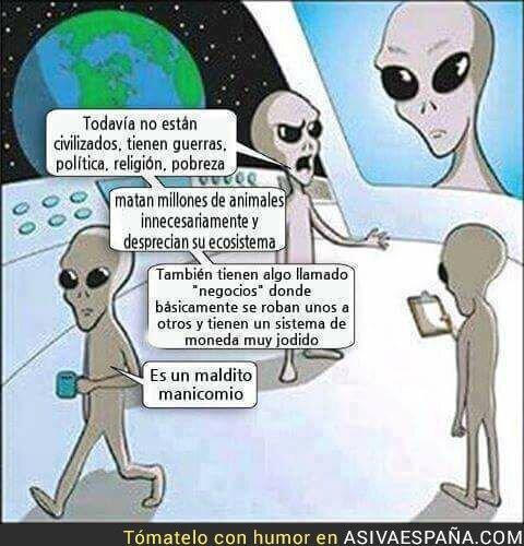 68284 - Y por eso no nos visitan los aliens