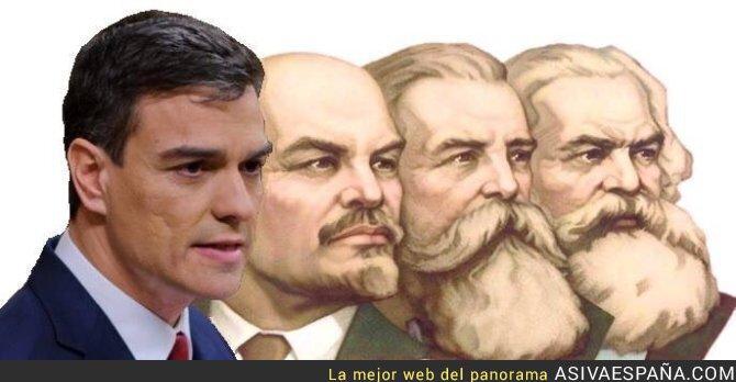 68433 - La evolución que se imagina de Pedro Sánchez en un futuro