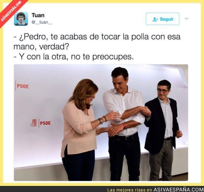 68440 - Pedro Sánchez like a boss