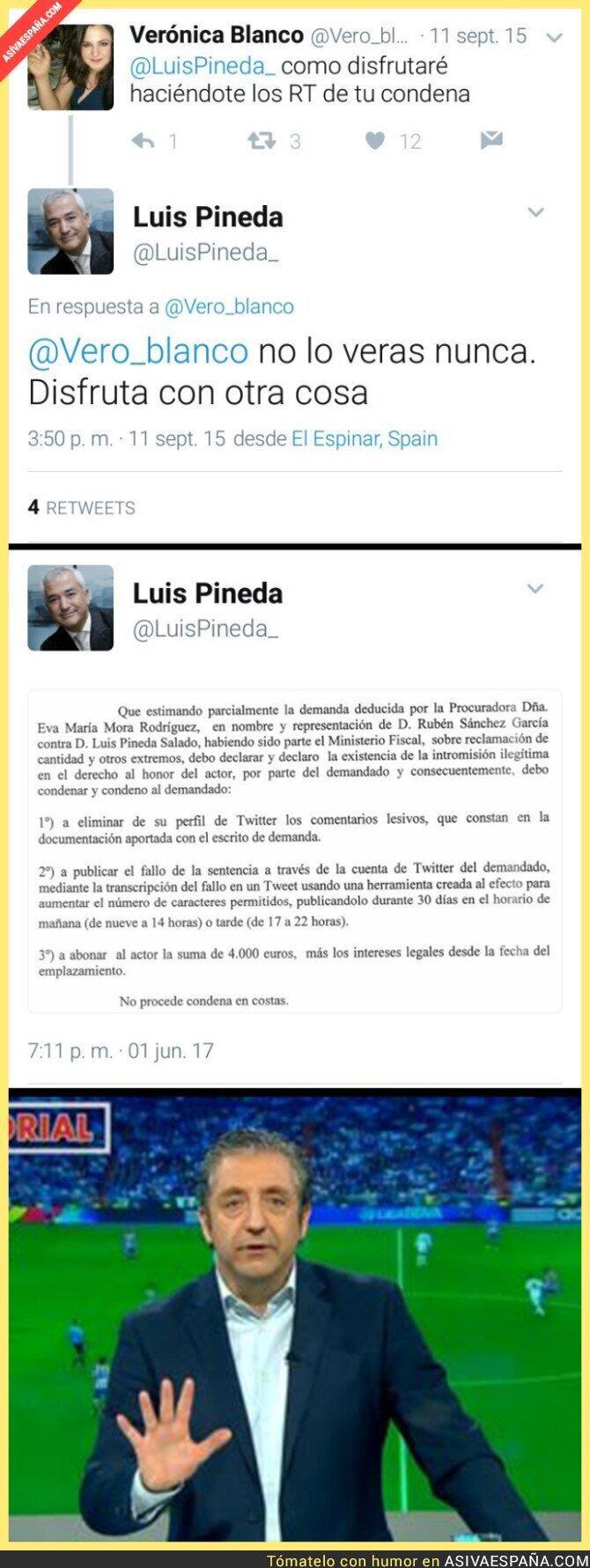 69050 - Luis Pineda (Ausbanc) ha quedado retratadísimo